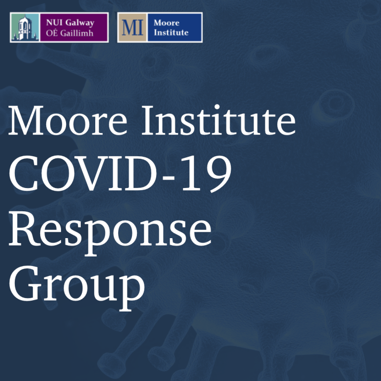 Moore Institute COVID-19 Response Group